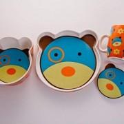 Наборы детской посуды из фарфора