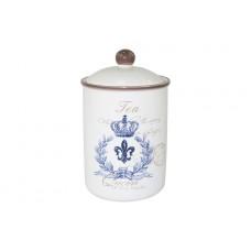 Банка для чая 18 см, 0,65 л  Королевский