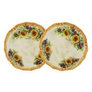 <!--namescript--> Набор из 2-х десертных тарелок Кантри 20...  <!--namescript-->