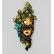 Венецианская маска ''Павлин'' 34 см