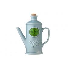 Бутылка для масла (голубая)