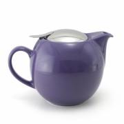 Чайник с ситечком 680мл цвет: Фиолетовый
