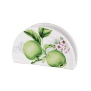 """Салфетница """"Зеленые яблоки"""""""