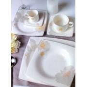 Н-р 6 тарелок 16см
