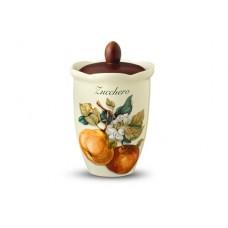 Банка для сыпучих продуктов (сахар) Итальянские фрукты