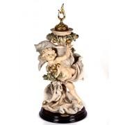 Скульптура с вазой 2 предмета