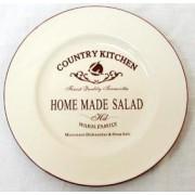 """Закусочная тарелка """"Кухня в стиле Кантри"""""""