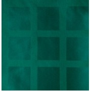 Скатерть жакк.155х210см х/б зеленая