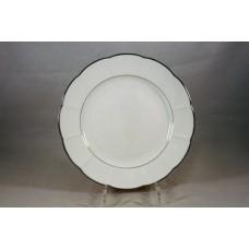 Блюдо Серебряный лотос 31 см