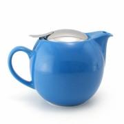 Чайник с ситечком 680мл цвет: Небесно-синий