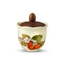 Банка для сыпучих продуктов Итальянские фрукты 12см, 0,35л