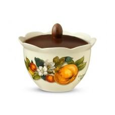 Банка для сыпучих продуктов Итальянские фрукты 19см, 1,8л
