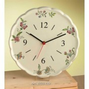 Часы керамические 30см