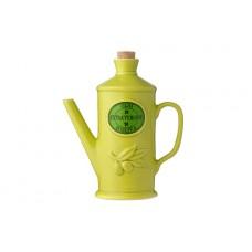 Бутылка для масла (жёлтая)