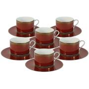 <!--namescript--> Чайный набор Жемчуг : 6 чашек + 6 блюдец...  <!--namescript-->