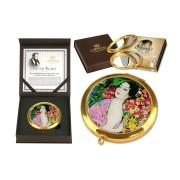 Зеркало карманное Танцовщица ( Г. Климт)