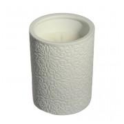 Свеча ароматическая в керамическом подсвечнике, 10,5 см, Aroma totem
