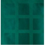Скатерть жакк.155х150см х/б зеленая