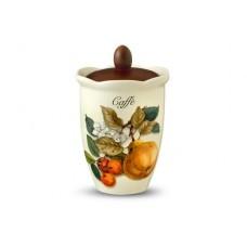 Банка для сыпучих продуктов (кофе) Итальянские фрукты