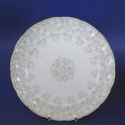Н 1050011 Джулия ГРИН н-р тарелок мелк. 18см 6шт (зол.лента)