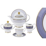 Кофейные сервизы из фарфора и керамики