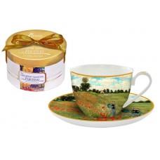Чашка с блюдцем Маковое поле (Моне) 0,25 л