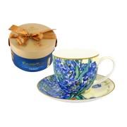 <!--namescript--> Чашка с блюдцем За чашкой кофе 0,28 л...  <!--namescript-->