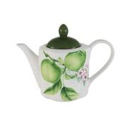 """Чайник 1 л """"Зеленые яблоки"""""""
