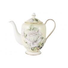 Чайник  1 л  Белые розы