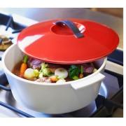 Посуда для приготовления из керамики и фарфора