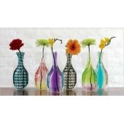 Фарфоровые и керамические вазы