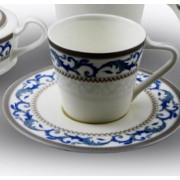 """Набор чашек для кофе  на 2 персоны """"Наоми"""""""