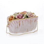 Декоративная сумочка 17x14x11 см.