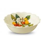 Тарелка суповая Итальянские фрукты