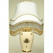 Маленькая овальная настольная лампа Свидание